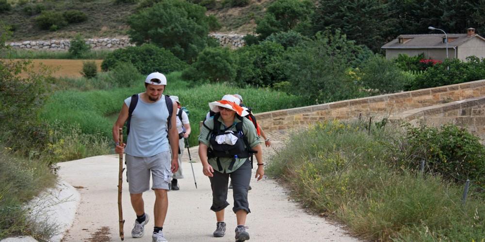 Andaluces e italianos, los que más peregrinaron en agosto
