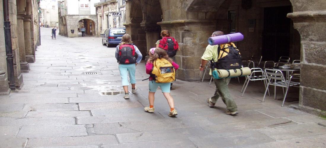 Casi 40.000 peregrinos llegaron en junio a Santiago