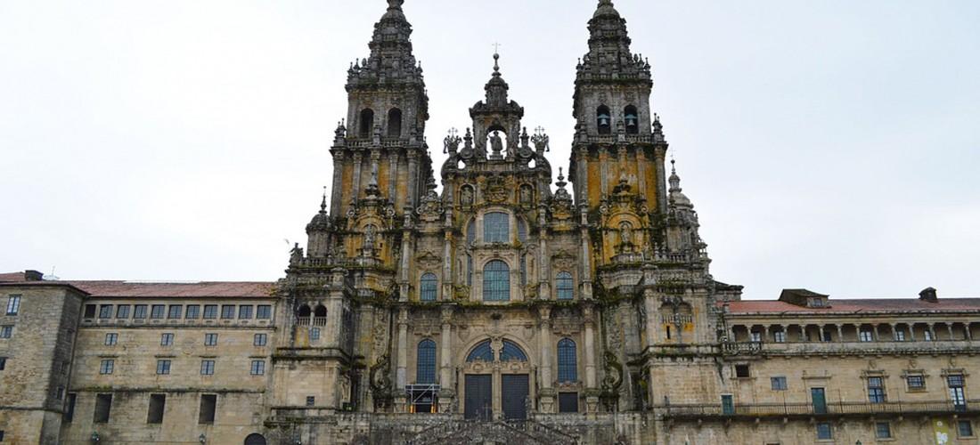 Catedral de Santiago, la más visitada de España