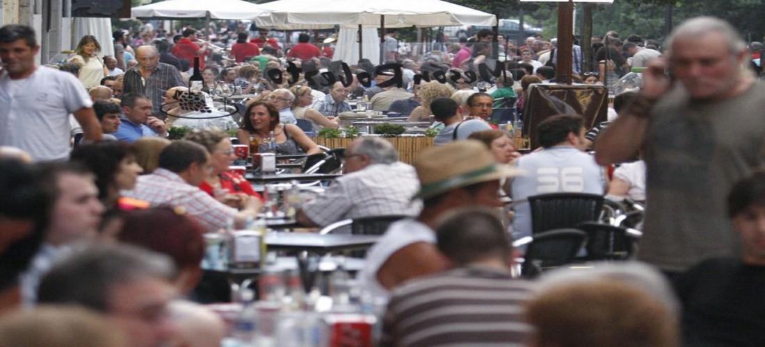 ¡Fiesta de San Xoán en Sarria del 23 al 26 de junio!