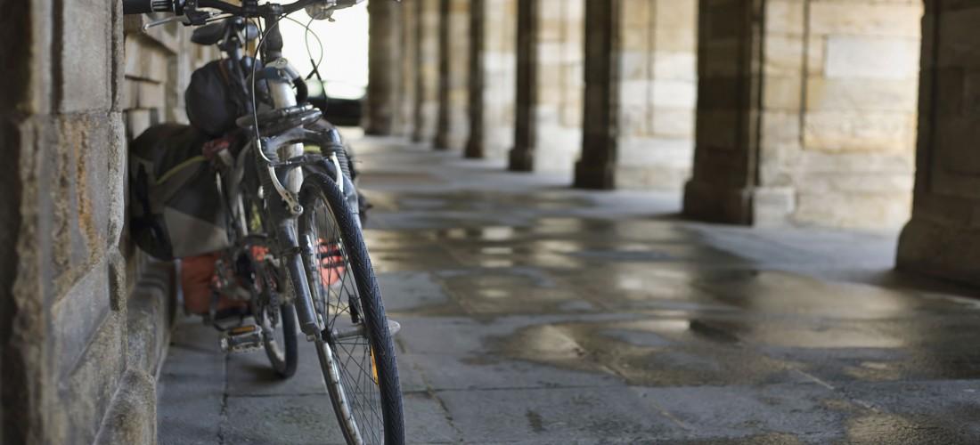 Hacer el Camino de Santiago en bicicleta