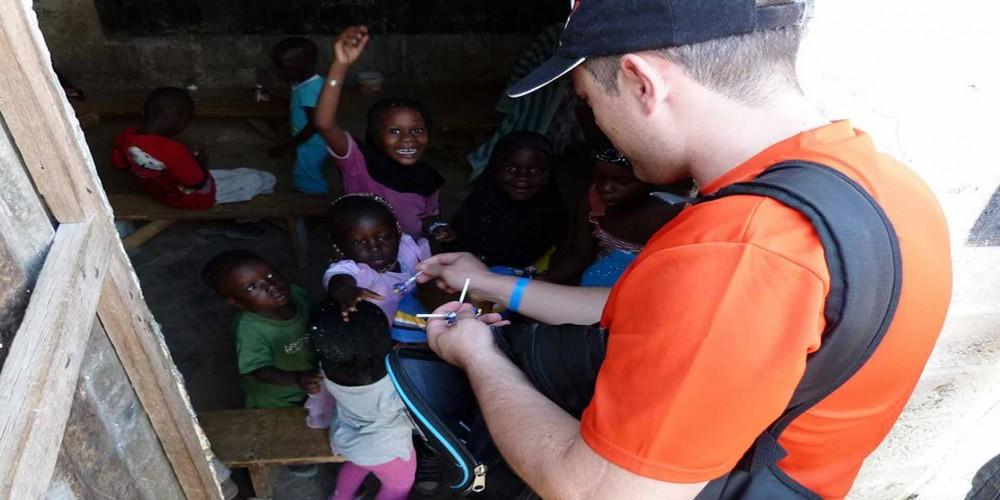 Hospitaleros Sin Fronteras en África