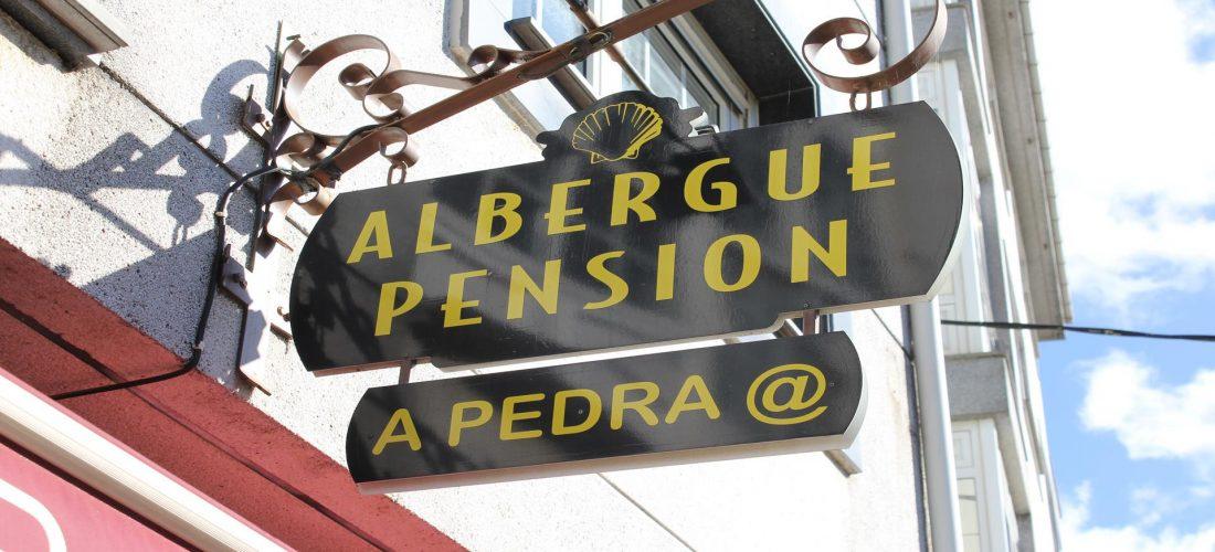La rúa Maior de Sarria es el kilómetro 0 para muchos peregrinos