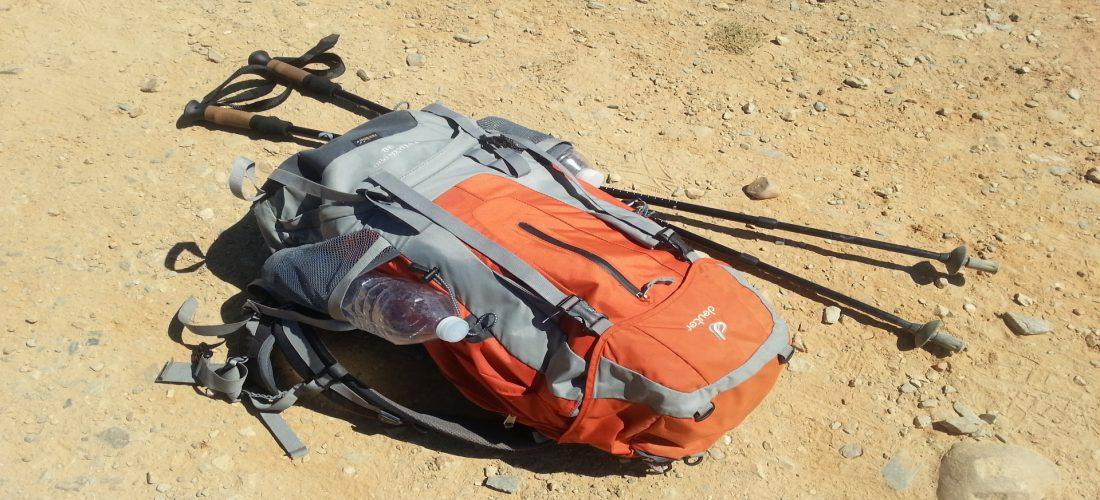 ¿Qué tienes que llevar en la mochila para hacer el Camino de Santiago?