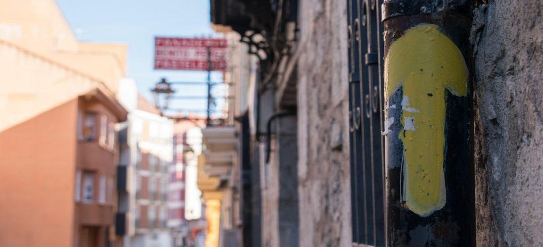¿Sabes cuántos caminos hay de Santiago de Compostela?