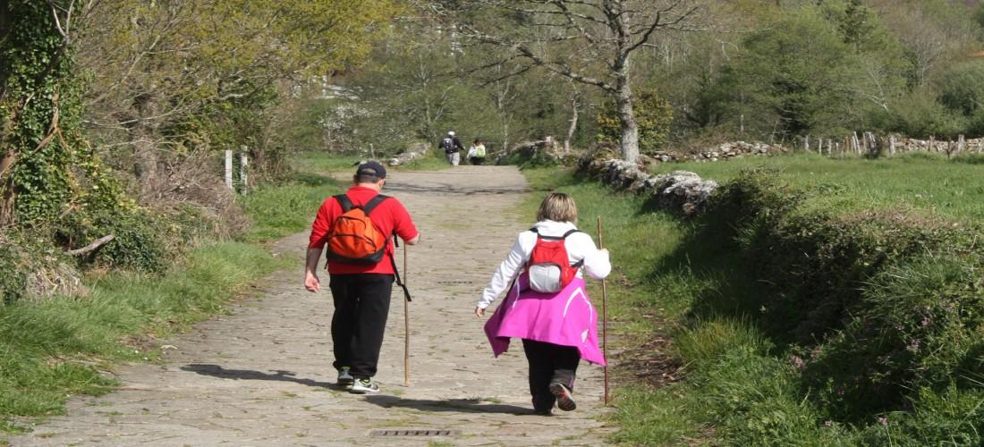 Sarria es el lugar más elegido para iniciar el Camino de Santiago