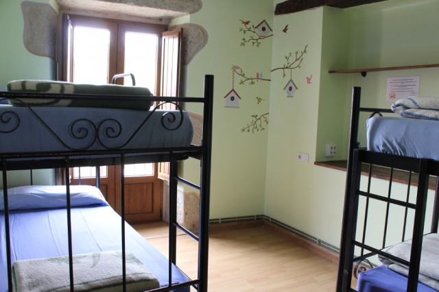 Bunk on 3-4 persons room