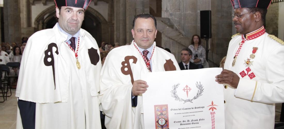 Nace la Academia Xacobea de la Orden de Santiago de Compostela